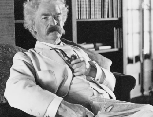 Personal Finance and Mark Twain