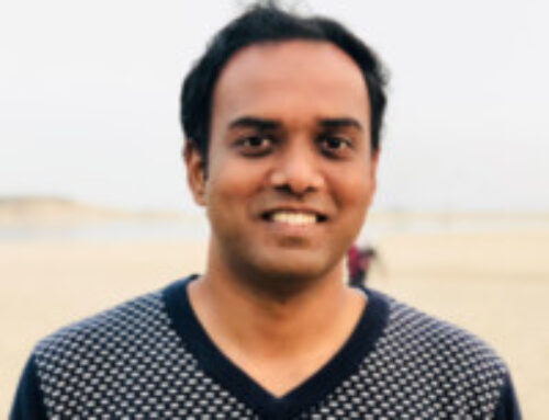 An interview with Gadhadar Reddy, Chief Executive Officer of NoPo Nanotechnologies Private Limited