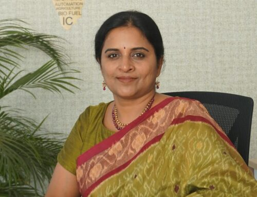 An interview with Sreedevi Devireddy, Founding Chief Executive Officer, SR Innovation Exchange, the technology-business incubator of SR University, Warangal