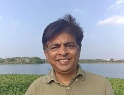 An interview with Rajesh Parishwad, External Relationships Manager, India at the Royal Society of Chemistry