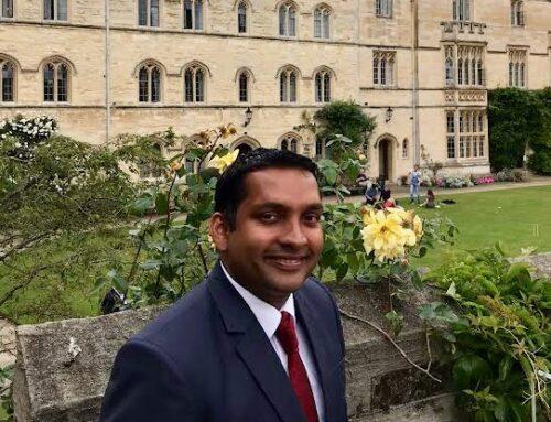 An interview with Michael Jayawardana, Assistant General Manager at Mitsubishi Corporation, Sri Lanka